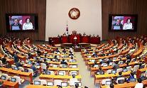 대정부질문 마지막날, 野 문재인 케어·최저임금 정책 비판