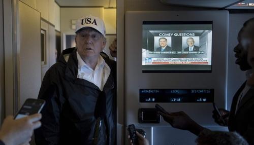 特朗普将于11月首访韩国