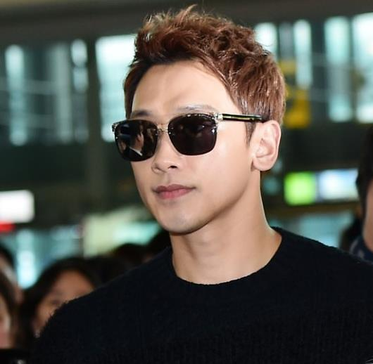 Rain回归娱乐圈 12月发新辑担当选秀节目MC