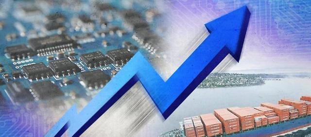 韩企第二季度销售额增长8% 创5年来最高值