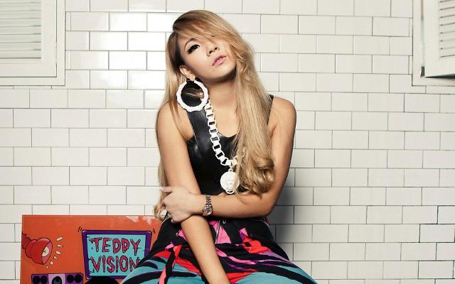 CL演唱美片《小马宝莉》音乐唱片收录曲