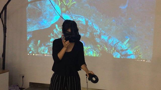 [AJU VIDEO] VR技术带你畅游海底