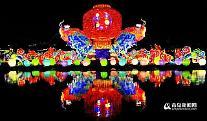 """""""오색찬란 등불로 일대일로 만나요"""", 중국 칭다오 '등불축제' 개막"""