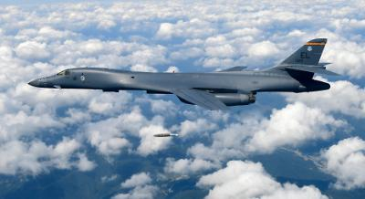 한-미 공군, 실무장 폭격
