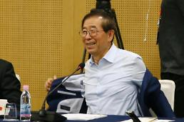 Seoul Mayor sues conservative ex-president for malicious smear campaign