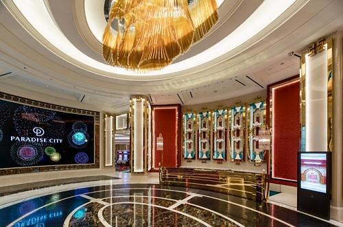中国台湾人在济州赌场豪揽85万美元大奖