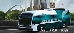 .LG Chem selected to provide battery cells for US EV maker Proterra.