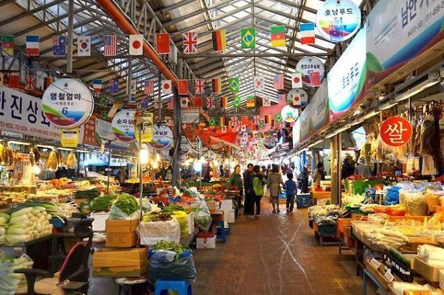 中秋长假不敌《金英兰法》 韩传统市场销售仍持续低迷