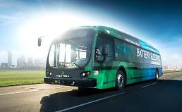 .LG化学成美国长续航电动巴士电池供应商.