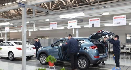 中 49곳 자동차공장 가동중단위기