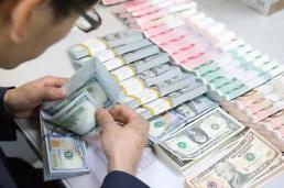 중국 위안화 고시환율(21일) 6.5867위안, 가치 또 하락