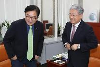 """김동철 """"김명수 임명동의안 가결, 이성이 감성 눌렀다"""""""