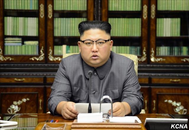 北 김정은, 이례적 직접 성명…김일성, 김정일 시대에도 없어
