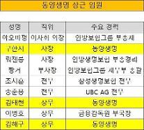 동양생명 '영업통' 김태현 상무, 전무 승진 내정