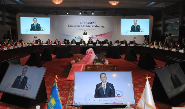 韩产业部长呼吁各国发声反对贸易保护主义