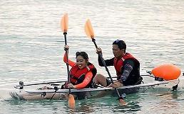 《同床异梦2》新预告 于晓光秋瓷炫济州大玩皮划艇