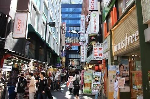 中国游客国庆不来了! 韩商家转向吸引本国人