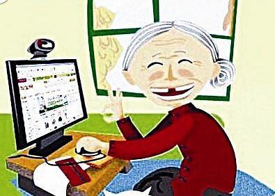 过节送礼何必东奔西走 韩五六十岁消费者流行网购