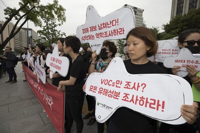 """韩国卫生巾=全球最高标准? 食药处说法遭FDA""""打脸"""""""