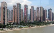 중국증시 간판 부동산기업 주가 '와르르'