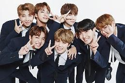 .BTS新曲《DNA》登公告牌单曲百强榜第85位.