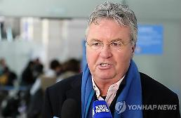 Dutchman Guus Hiddink invited to help S. Koreas World Cup squad