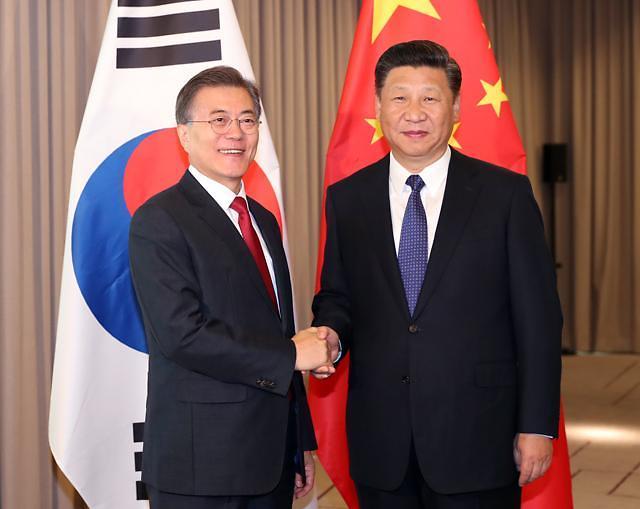 韩国将向第19届党代会派遣代表使节团 是否商议文在寅访中事宜引关注