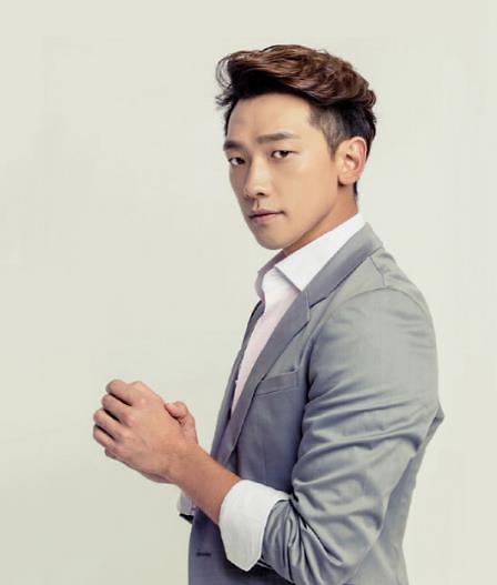 Rain接受韩媒采访 谈决定加入节目《The Unit》原由