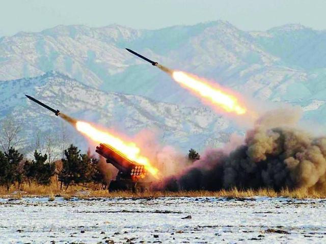 韩半岛一旦发生战争 韩国每天将有2万人丧生