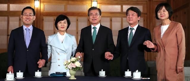 青瓦台:最快于年底在韩国及周边地区部署更多战略武器