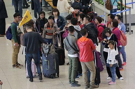 萨德矛盾负面影响持续蔓延 来韩中国人同比锐减六成
