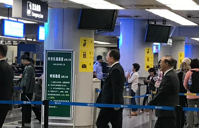 朝鲜外长离京回国 似未接触中方