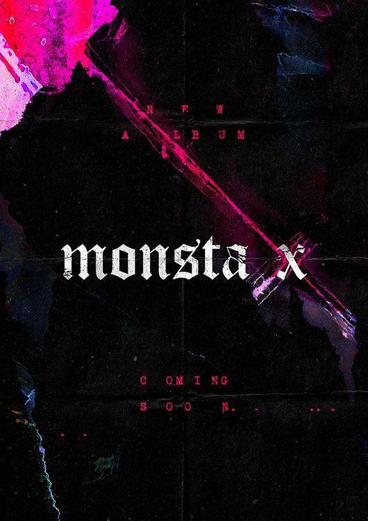 MONSTA X回归乐坛 11月完整体发新歌