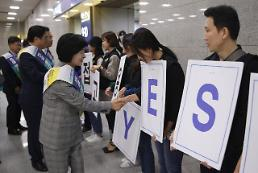 KTX bullet train attendants strike over pay: Yonhap
