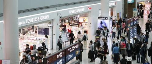受中方限韩禁游影响  韩三家免税店开业时间延期一年