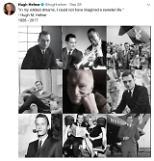 Playboy founder Hugh Hefner dies at 91 and gets buried next to Marilyn Monroe