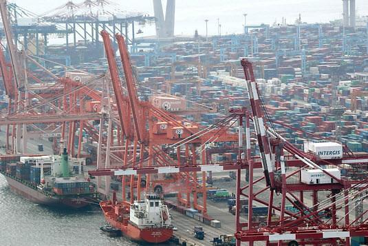 韩国对外出口持续向好 9月以551.3亿美元创历史新高