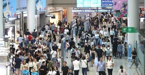 这个假期韩国人更青睐出境游 最有人气的国家是?