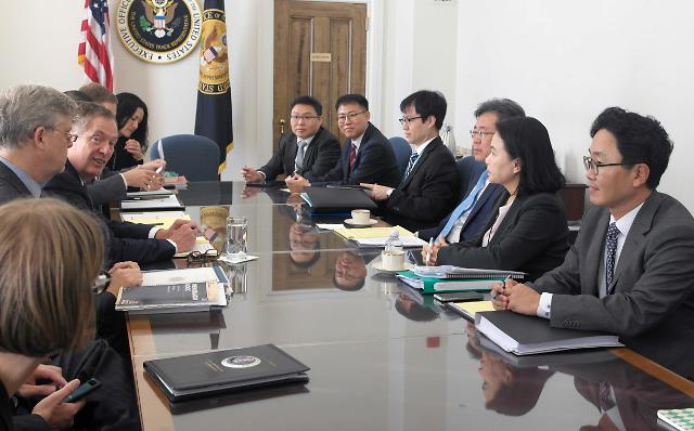 韩美就重谈自由贸易协定达成协议