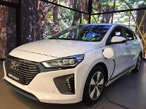現代車、欧州で初の電気自動車のカーシェアリングサービス…アイオニクEV100台投入