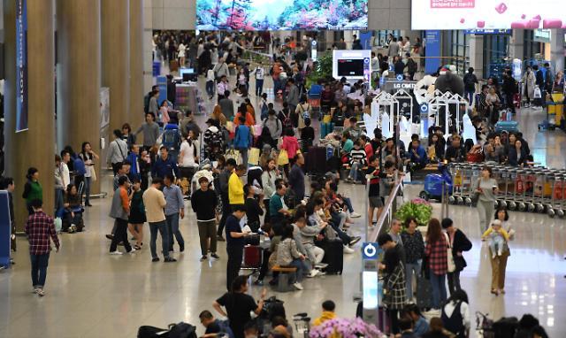 韩旅游收支逆差创新高 中国游客减少是主因