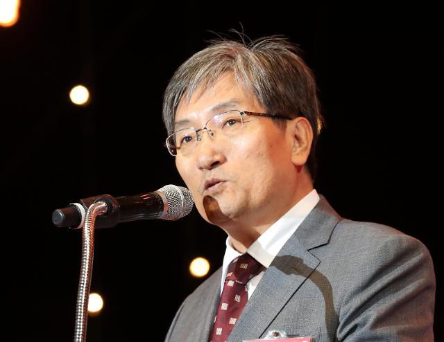 韩新任驻华大使卢英敏赴华履新