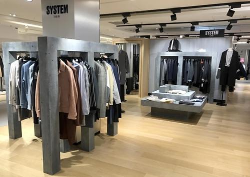 韩时装品牌向内需市场说拜拜! 走出国门登上世界舞台