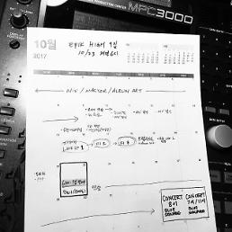 .Tablo hints at Epik Highs comeback schedule via Twitter.