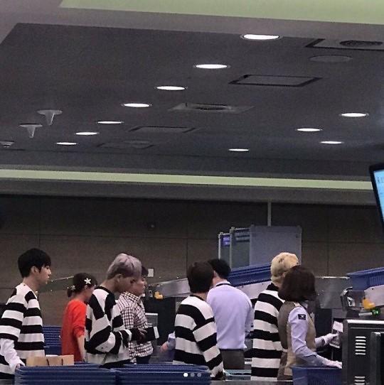 WINNER出国拍摄tvN《花样青春》 节目有望年底播出