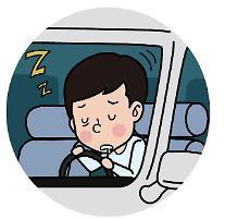 「居眠り運転VS運転中DMB」事故後の過失割合は?