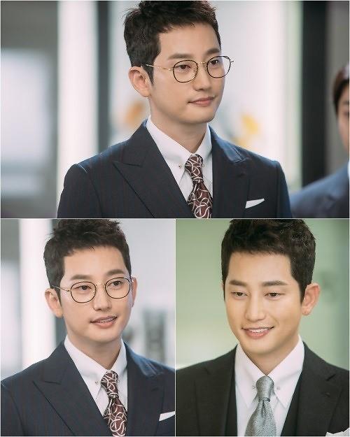 KBS发布《我人生》朴施厚剧照 西装革履尽显绅士风范