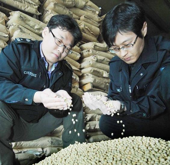韩3年间非法进口农副产品规模逾2千亿韩元 近一半来自中国