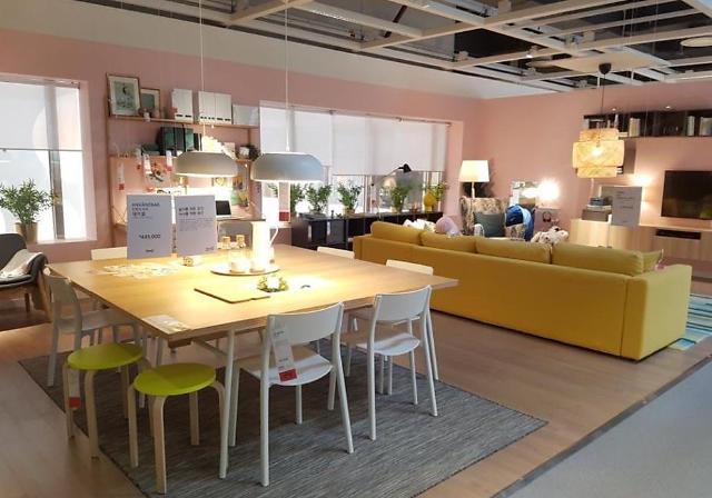 韩国第二家宜家家居本月19日在高阳市开业