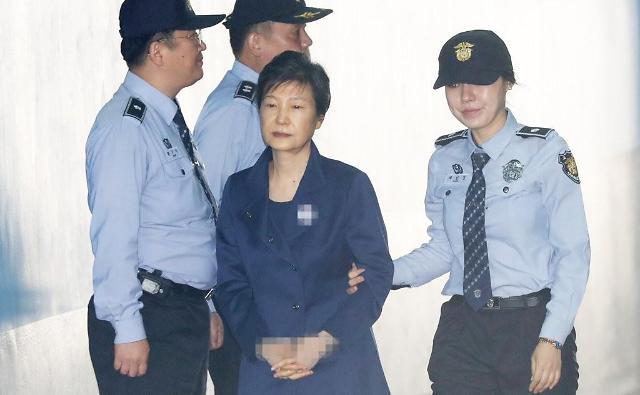 法院决定延长对朴槿惠的拘留期限 最长可达6个月